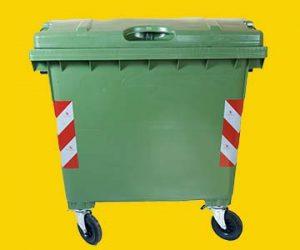Κάδοι απορριμμάτων & ανακύκλωσης