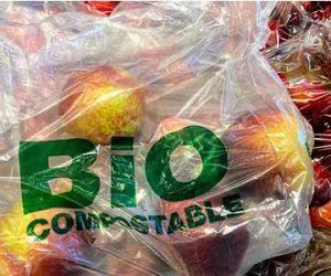 Σακούλες συλλογής οργανικών αποβλήτων